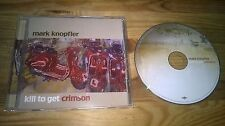 CD POP MARK KNOPFLER-Kill To Get Crimson (12) canzone Mercury