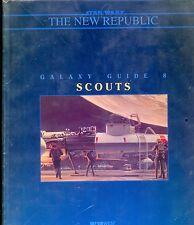 JDR RPG JEU DE ROLE / STAR WARS D6 GALAXY GUIDE 8 SCOUTS