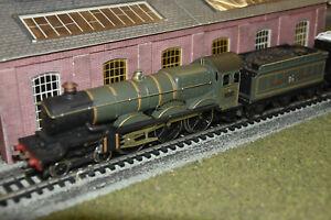 """Wrenn """"Clun Castle"""". 7029.  W2247 GWR. 20735."""