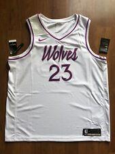Jimmy Butler Minnesota Timberwolves Nike City Edition Jersey Mens XXL (56) NWT