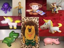 Toy Story Movie Soft Toy Figures Various Characters