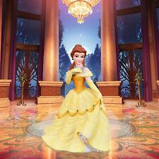 "Disney Beauty & the Beast 6"" Porcelain Belle Bisque Figurine"