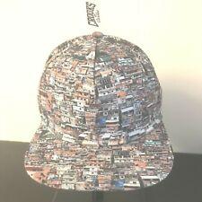 snapback Cap Hat Crooks & Castles Favelas