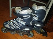 SALOMON DR125 Titanium Motion 8 TI  Power Arch Inline Skates Womens Size 8
