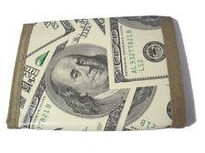 US Dollar Bill Tri Fold Boy's Wallet