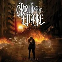 CROWN THE EMPIRE-THE FALLOUT-JAPAN CD D99