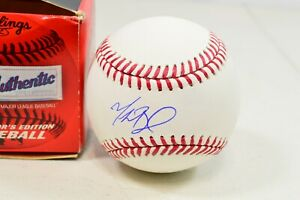Mookie Betts Autographed Baseball Official MLB Authentic