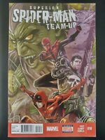 SUPERIOR SPIDER-MAN Team-Up #10 (2014 MARVEL NOW! Comics) VF/NM Book