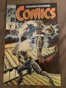 Dark Horse Comics Comic Book #4, Dark Horse Comics 1992