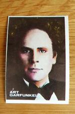 ART GARFUNKEL  EDICIONES EYDER SUPER MUSICAL CARD #80 1984
