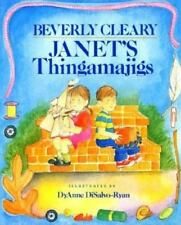Janet's Thingamajigs by Cleary, Beverly