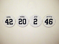 "New York Yankees ""Core Four"" Magnet Set: Rivera, Jeter, Posada, Pettitte"