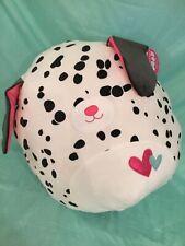 Valentine's Dustin Dalmatian Dog 24 inch Squishmallow Plush Toy Pillow Dalmation
