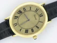 Piaget 18K Yellow Gold Ladies Watch Mechanical Watch Classic Elegant Model