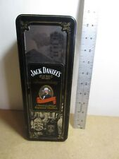 F1 Jack Daniel's Quality Tennessee Whiskey Old No 7 Brand Metal Tin Box