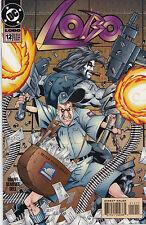 DC COMICS LOBO 12 JANUARY 1995 NM-MT+