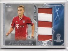 2016/17 Topps UEFA Champions JOSHUA KIMMICH F Bayern KITS of CLASS Game-Used /50