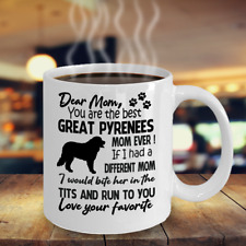 Great Pyrenees,Great Pyrenees Dog,Pyrenean Mountain Dog,Pyr,Pmd,Dog Mug,Cups