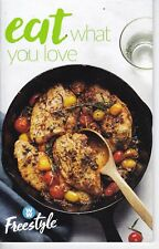 Weight Watchers Freestyle Eat What You Love Booklet Recipes Meal Builders