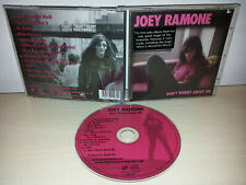 JOEY RAMONE - DON'T WORRY ABOUT ME - CD