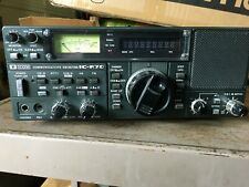 ICOM - IC-R70 communications receiver -ham - used