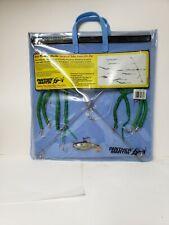 Panther Martin Vivif Surgical Tube Umbrella Rig Size 14 Color Green NOS