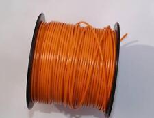 Layout Wire 0.12mm x 25 metre Roll Orange 600ma