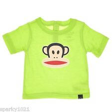 Paul Frank Solid Monkey Tee Baby's  Size 18 Months New