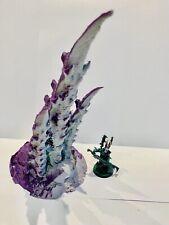 3D Printed Tyranid Terrain W40k Warhammer - (3spikes)