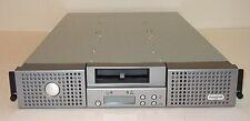 Dell PowerVault 124T Autoloader Tape Drive  1x LTO3 7MV26D1 2U