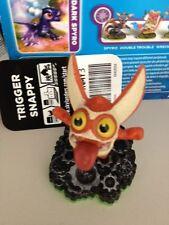 Skylanders Sidekick Trigger Snappy , NEU , Serie 1 Spyros Adventure