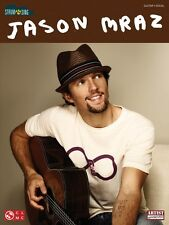 Jason Mraz Strum & Sing Sheet Music Easy Guitar Book NEW 002501452