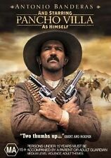 And Starring Pancho Villa Himself (DVD, 2004), Region-4, Like new (DIsc:NEW)