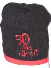 """30 days and Nights"" Knit Cap – TV Movie Film promo Item –movie item."