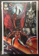 Soulfire (Vol. 1) #2B NM- 1st Print Free UK P&P Aspen Comics