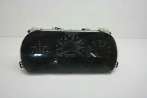 2002-03 Toyota Solara Speedometer MPH Cluster 6 Cylinder