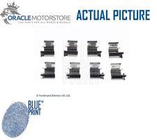 NEW BLUE PRINT REAR BRAKE PAD FITTING KIT GENUINE OE QUALITY ADT348601