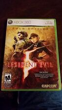 Xbox 360 : Resident Evil 5: Gold Edition VideoGames