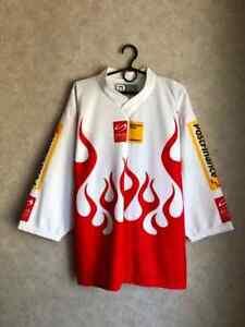 Swiss Ice Hockey national team shirt jersey Switzerland