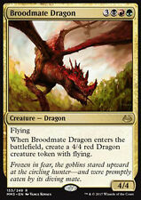 MTG BROODMATE DRAGON - DRAGO DELLA NIDIATA - MMA3 - MAGIC