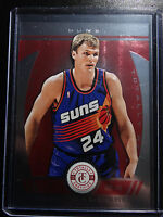 2013-14 Totally Certified #295 Tom Chambers Phoenix Suns Red Card 21/99