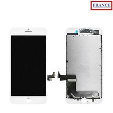 VITRE TACTILE + ECRAN LCD COMPLET ASSEMBLE SUR CHÂSSIS POUR IPHONE 7 BLANC (4,7)