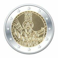 LITHUANIA 4 x 2 Litai 2013 bimetal comemoratives BU grade
