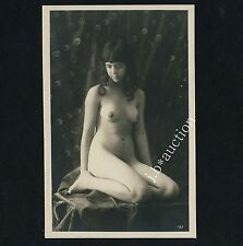 Lehnert & Landrock NUDE ARAB GIRL N°117 NACKTE ARABERIN * Vintage 20s Photo PC