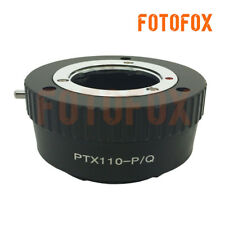 Pentax 110 Mount Lens To Pentax Q PQ P/Q Mount Interchangeable Lens Adapter
