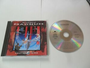 Magnum - Chapter And Verse / The Very Best (CD 1993) Germany Pressing