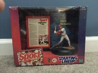 Mark Mcgwire Starting Line-Up Figures