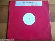 """W.P. ALEX REMARK - PYRAMID 12"""" RECORD / VINYL - ZYX MUSIC - ZYX 8067W-12"""