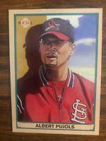 2003  Upper Deck Play Ball  #65 Albert Pujols St Louis Cardinals  NrMt