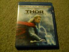 Thor: The Dark World (2-Disc Set) 3D & Blu Ray